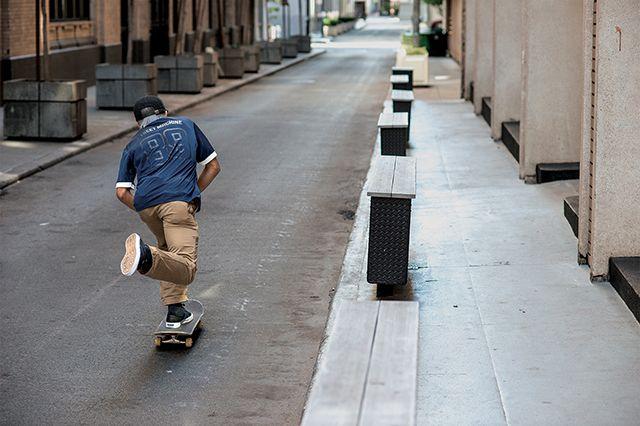 Streetmachine X Adidas Skateboarding A League Collection 3