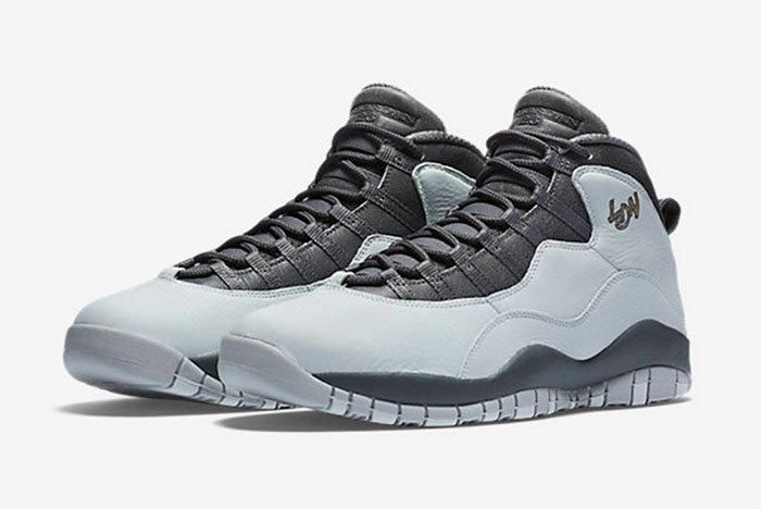 Air Jordan 10 City Pack London Feature