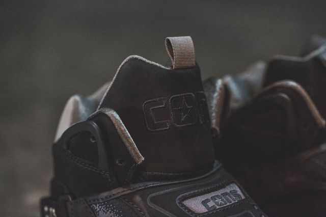Converse Aerojam Black Grey 4