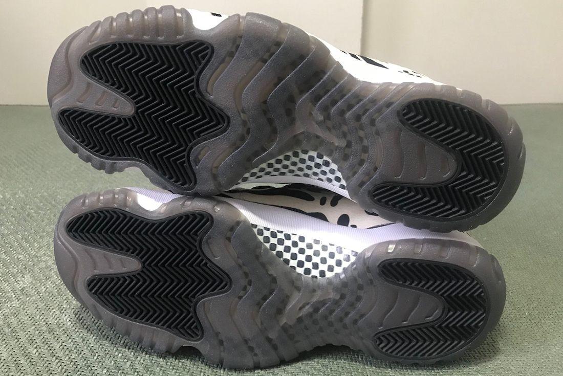 Air Jordan 11 'Animal Instinct' leak