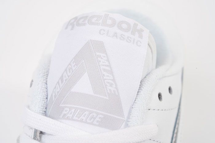 Palace Pro Workout Low White Tag