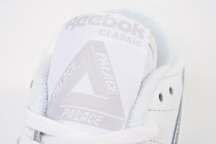 Palace Pro Workout Low White Tag