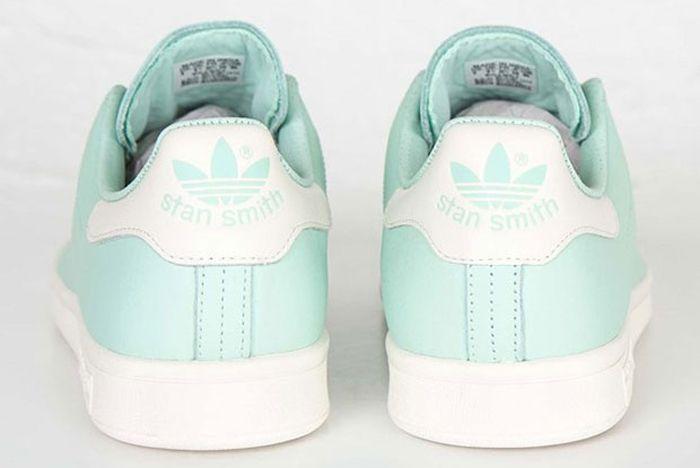 Adidas Stan Smith Frozen Green 4