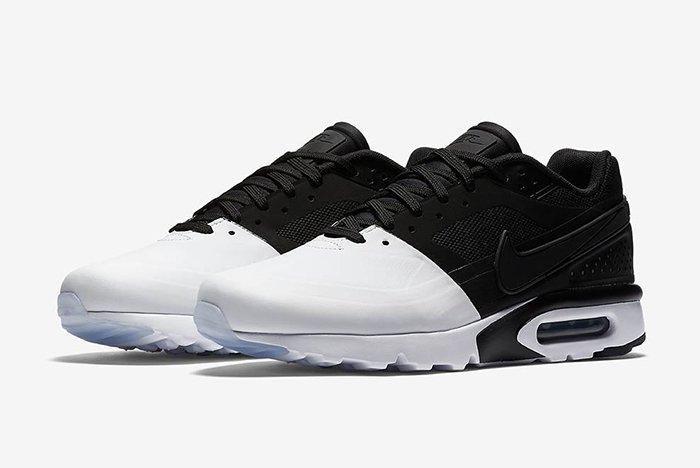 Nike Air Max Bw Ultra White Black2