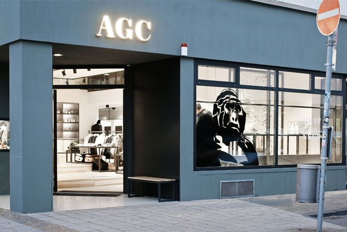 Agc Store Opens And Introduces The Heat For Need Project