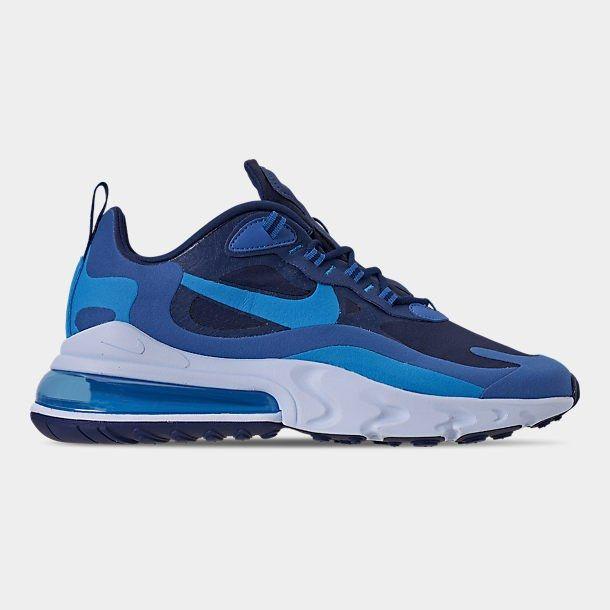 Nike Air Max 270 React Blue Side