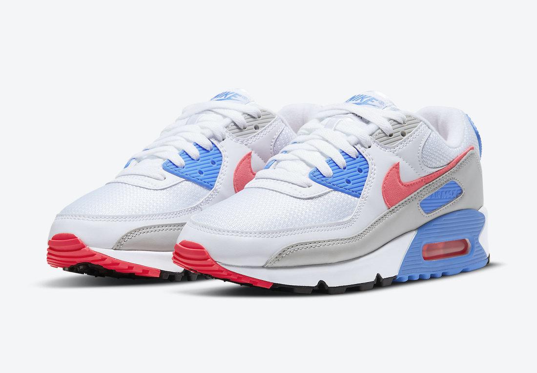 Nike Are Bringing Back the Air Max 90 OG 'Sunburst'! (Sort Of ...