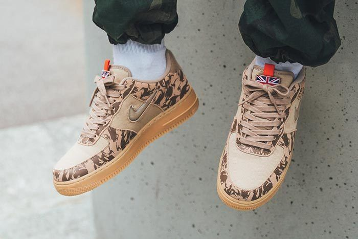 Nike Air Force 1 Jewel Camo 3