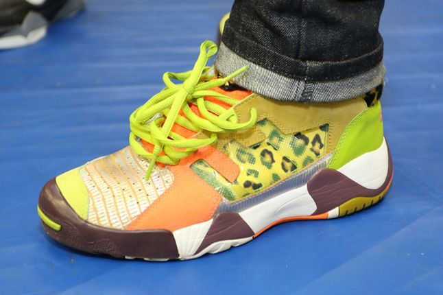 Sneaker Con Charlotte Adidas 1