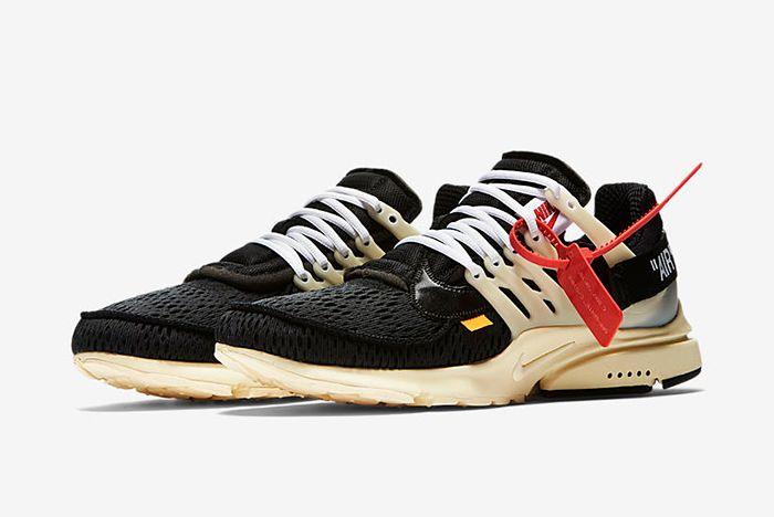 Virgil Abloh X Nike The Ten Sneaker Freaker 1