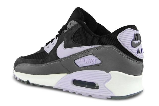Nike Air Max 90 Wmns Violet Frost Angle