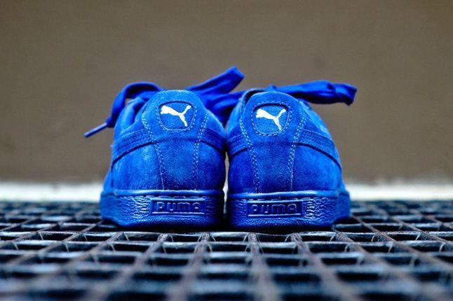 Puma Suede Mazarine Blue 5