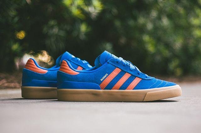 Adidas Skate Buseinitz Vulc Knicks 7