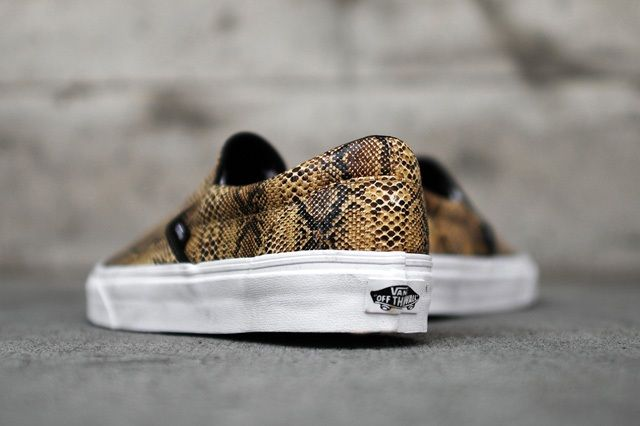 Vans Slip On Snake Collection 3