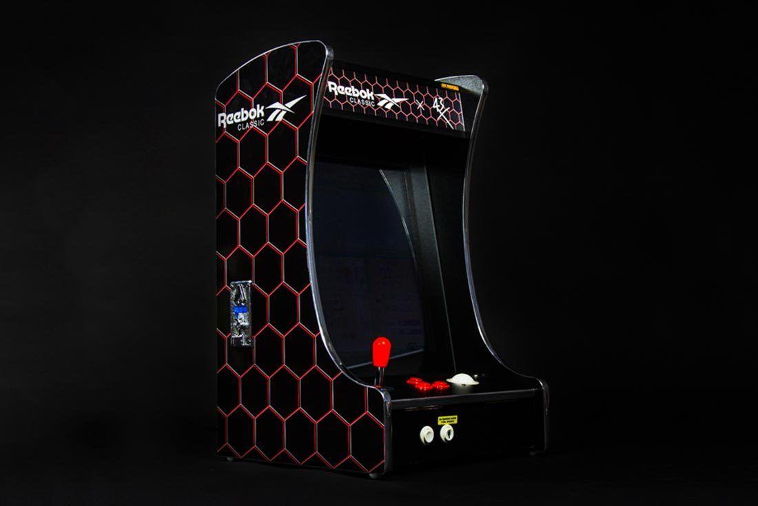 43 Ainhalb Reebok Aztrek Retro Arcade 3
