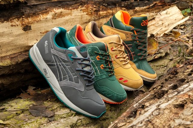 Asics Fall Winter 2014 Outdoors Pack 4