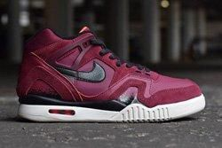 Nike Air Tech Challenge Ii Burgundy Navy Releases Thumb