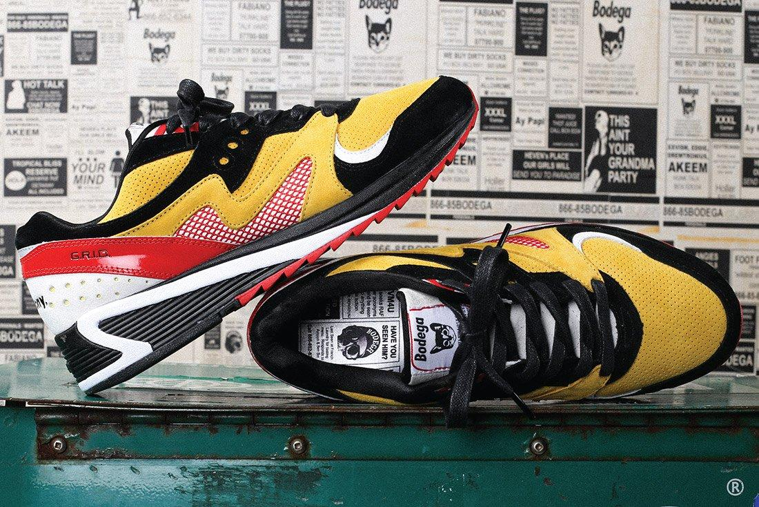 Bodega Saucony Grid 8000 Classifieds 9