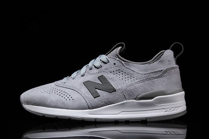 New Balance 997 Deconstructed Grey 8
