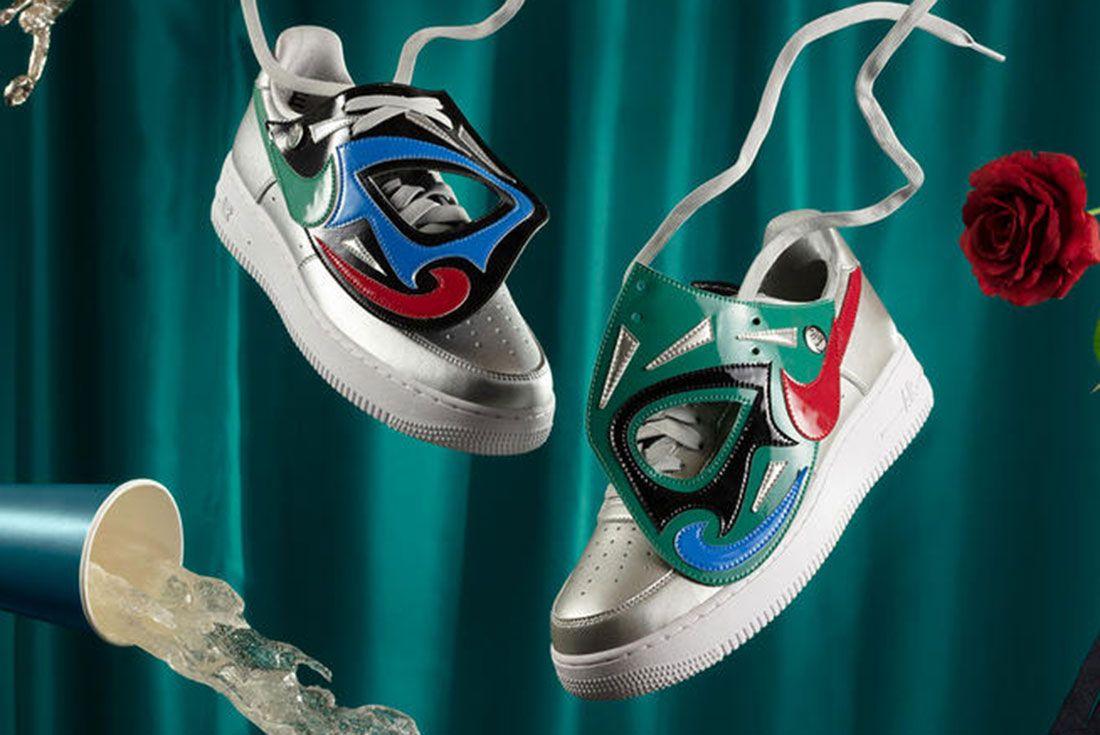 Nike Blazer Mid Lucha Libre Collection 2021