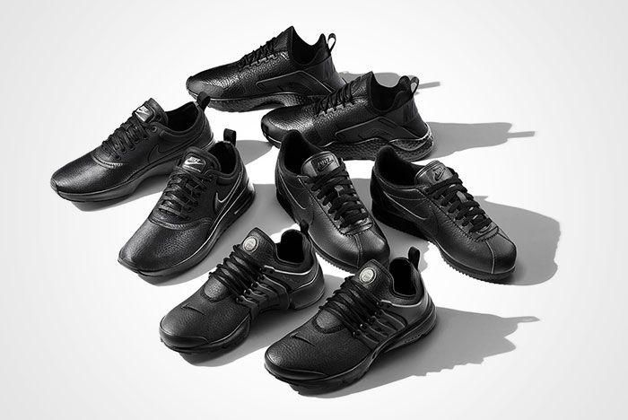 Nike Pack Premium Womens Beautiful Powerful Black Thumb