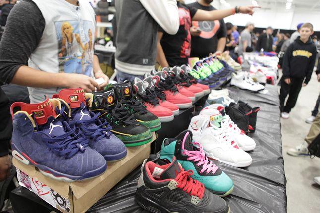 Sneaker Con New York 2012 Jordans 1