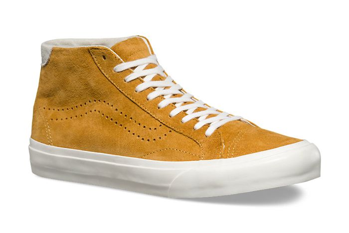 Vans Court Mid Dx Pig Suede Pack10