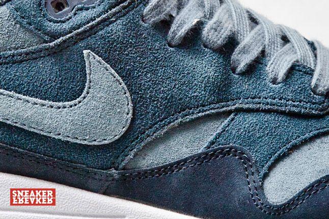 Nike Air Max 1 Suede Blu 1 Det 1