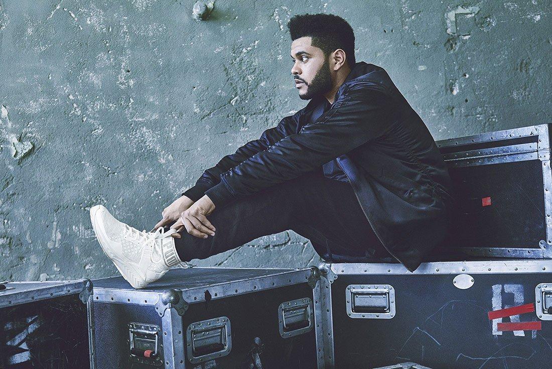 The Weeknd Puma 1