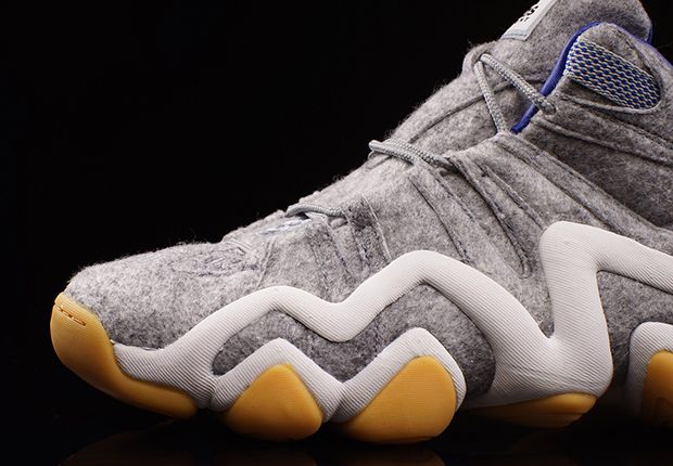 Adidas Crazy 8 Heather Wool 31