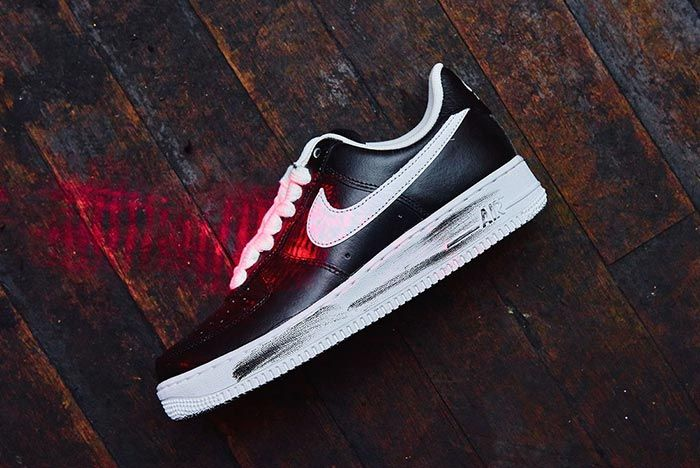 G Dragon Peaceminusone Nike Air Force 1 Left Angle