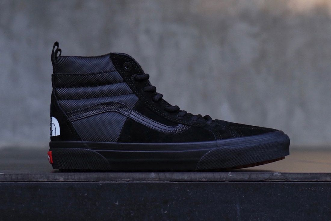 The North Face Vans 3