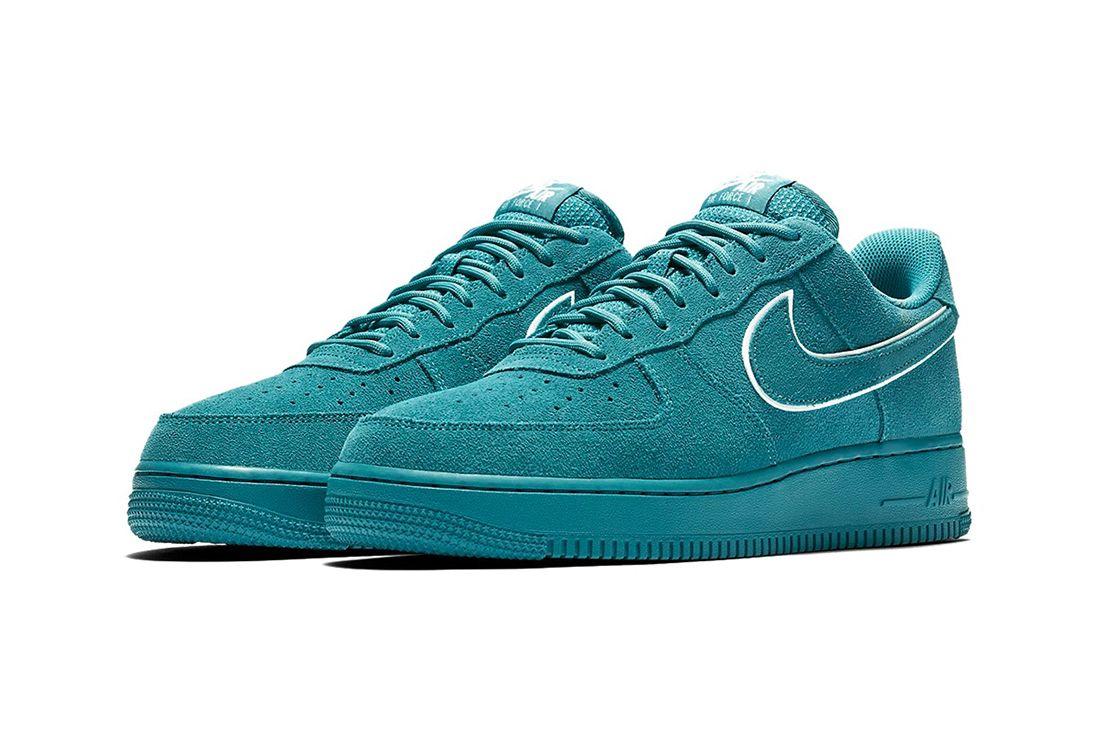 Nike Af1 Suede Pack 6