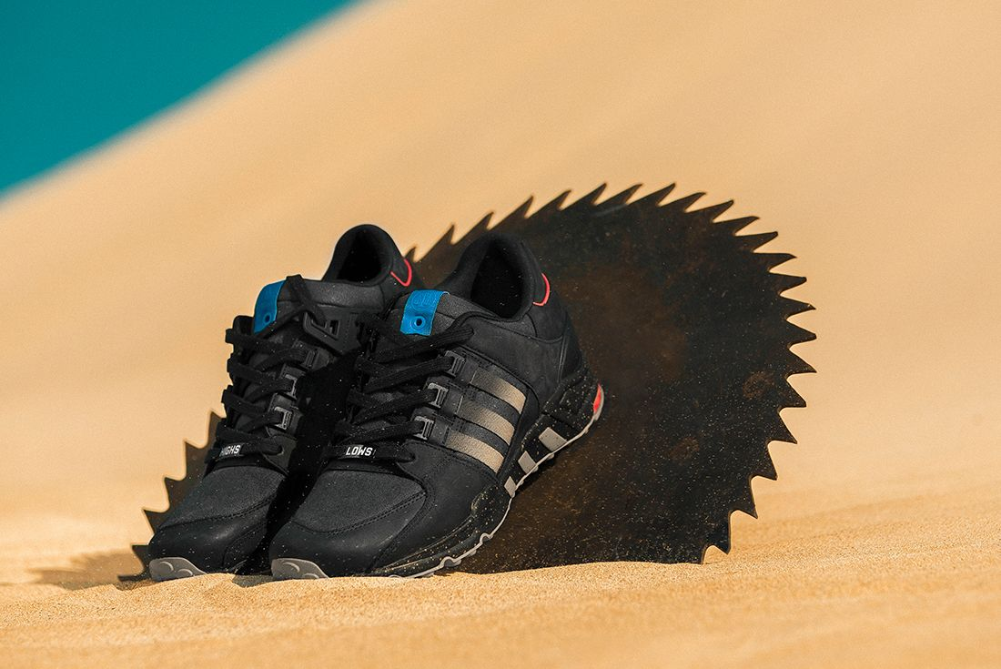 Highs And Lows X Adidas Eqt Support 93 Interceptor4