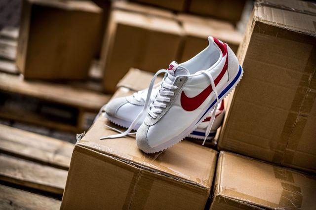Nike Cortez Classic Nylon Run Forrest 1