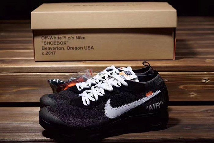 Off White Nike Air Vapormax 4