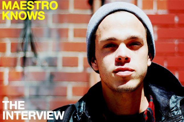 Levi Maestro Knows Interview 17