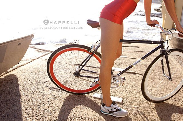 Chappelli Le Coq Sportif Limited Edition Bicycle 1