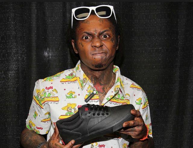 Lil Wayne Sneaker Style Profile 18