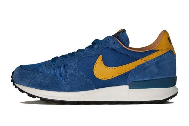Nike Air Solstice Blue Inner 1