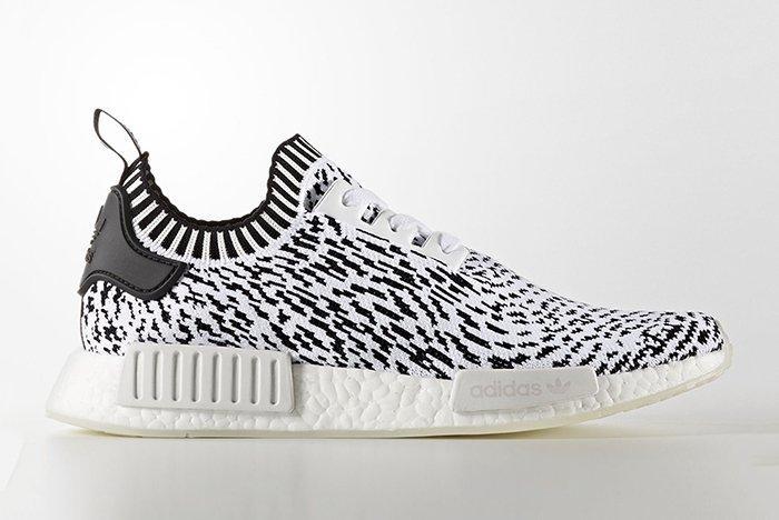 Adidas Nmd R1 Zebra 11