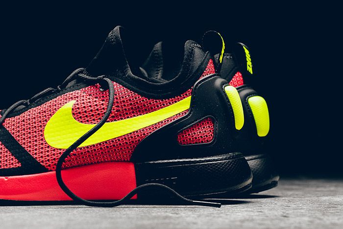 Nike Duel Racer Crimson Volt 6