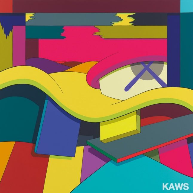 Kaws 1