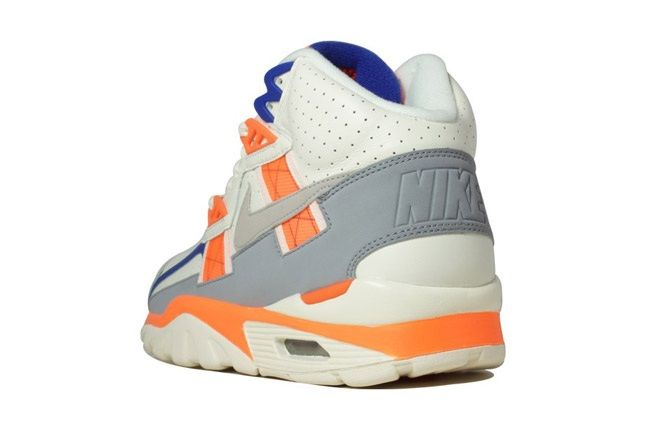Nike Air Trainer Sc High Qs Vntg Pack Heel Quarter