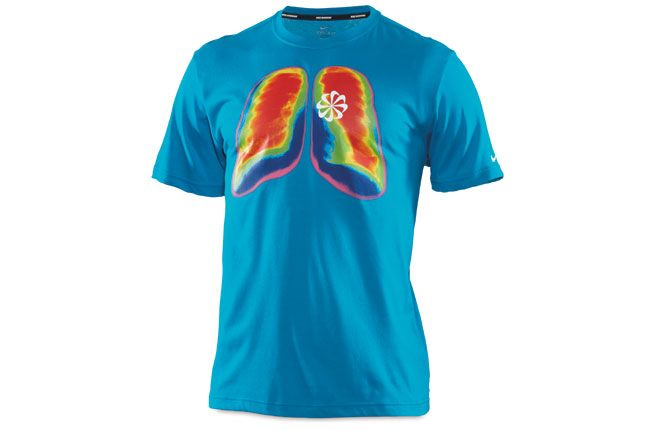 Nike Cruiser Lungs Heart Tee 1