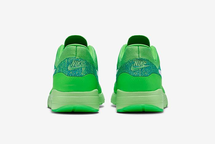 Nike Air Max 1 Ultra Flyknit Green 1