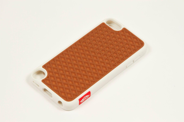 Vans X Belkin I Pod Touch Waffle Sole Case White Gum