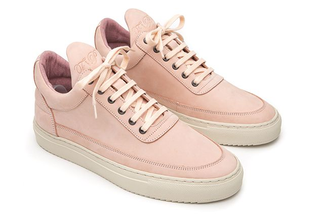 Filling Pieces Low Top Rainbow Collection 2