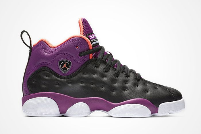 Jumpman Team 2 Purple Dusk