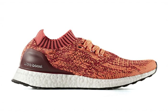 Adidas Ultra Boost Uncaged Solar Red4